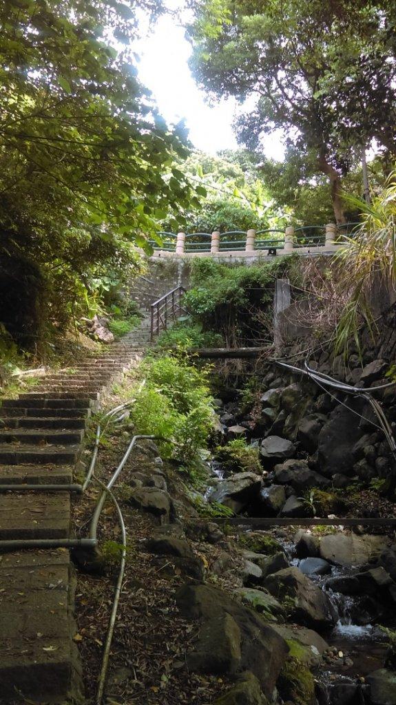 北投磺溪嶺景觀步道、磺溪溫泉步道 _1051696
