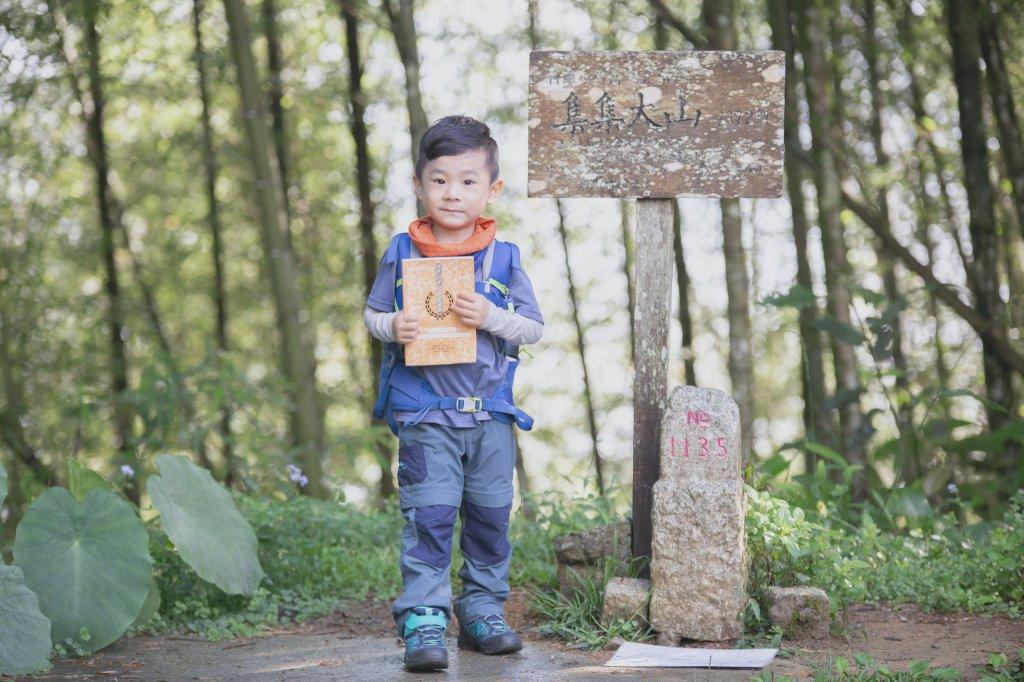 四歲小樂的第19座小百岳-集集大山_1111278