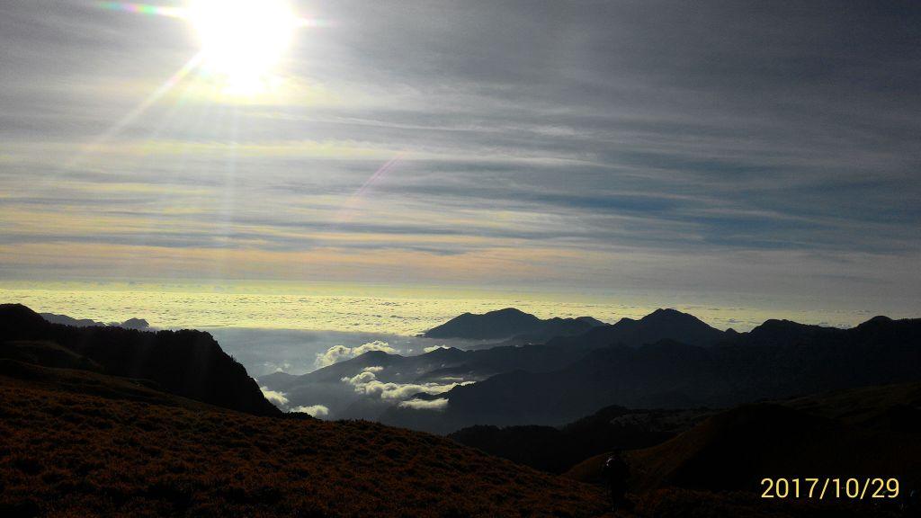 我的第一座百岳-奇萊南峰&南華山_196553