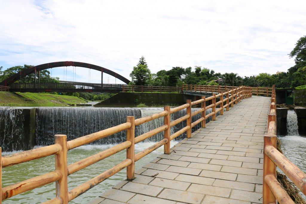 【新竹。關西】河岸風情 古樸建築之美。 _838631