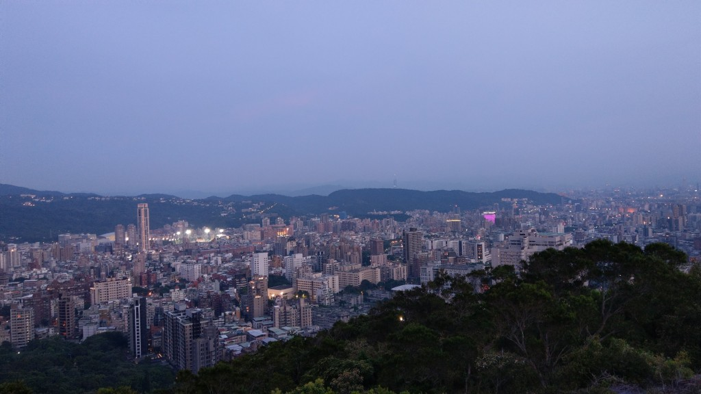 2017/08/20 陽明山南北縱走_246214