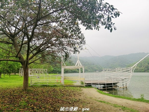 【宜蘭。礁溪】清悠秀麗。蘭陽十二勝~龍潭湖生態園區步道_1363226