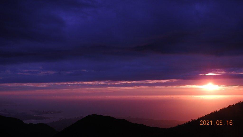 再見觀音圈 - 山頂變幻莫測,雲層帶雲霧飄渺之霧裡看花 & 賞蝶趣_1390240