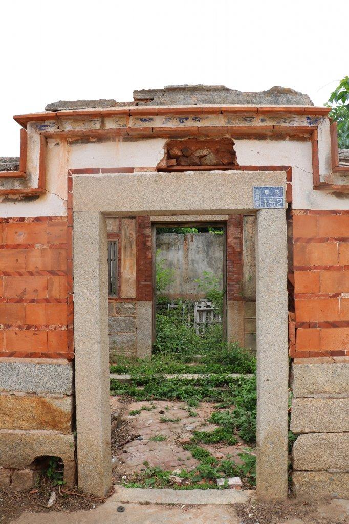 金門金湖~窯燒紅磚牆點亮傳統瓊林老聚落_1001861
