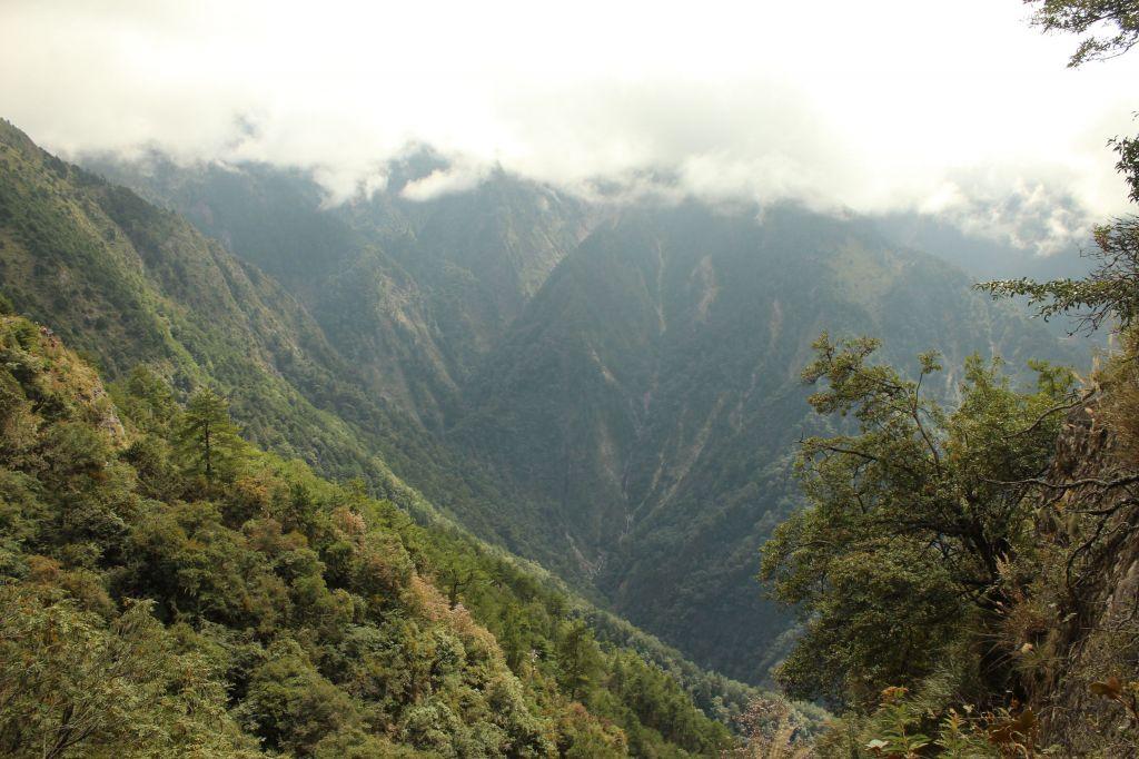 我的第二座百岳玉山前峰_198245