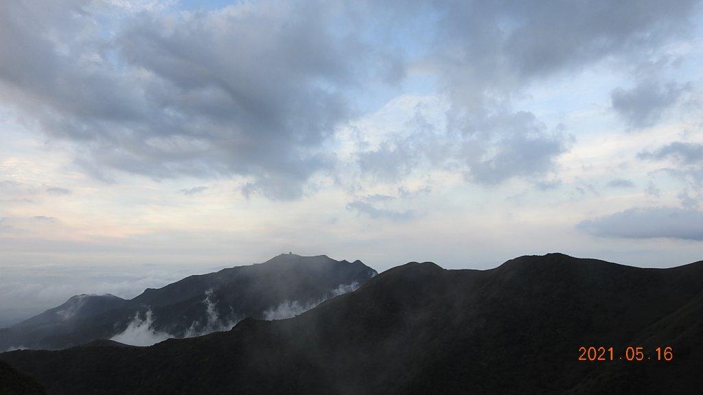 再見觀音圈 - 山頂變幻莫測,雲層帶雲霧飄渺之霧裡看花 & 賞蝶趣_1390186