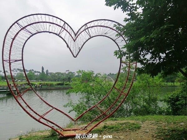【宜蘭。礁溪】清悠秀麗。蘭陽十二勝~龍潭湖生態園區步道_1363221