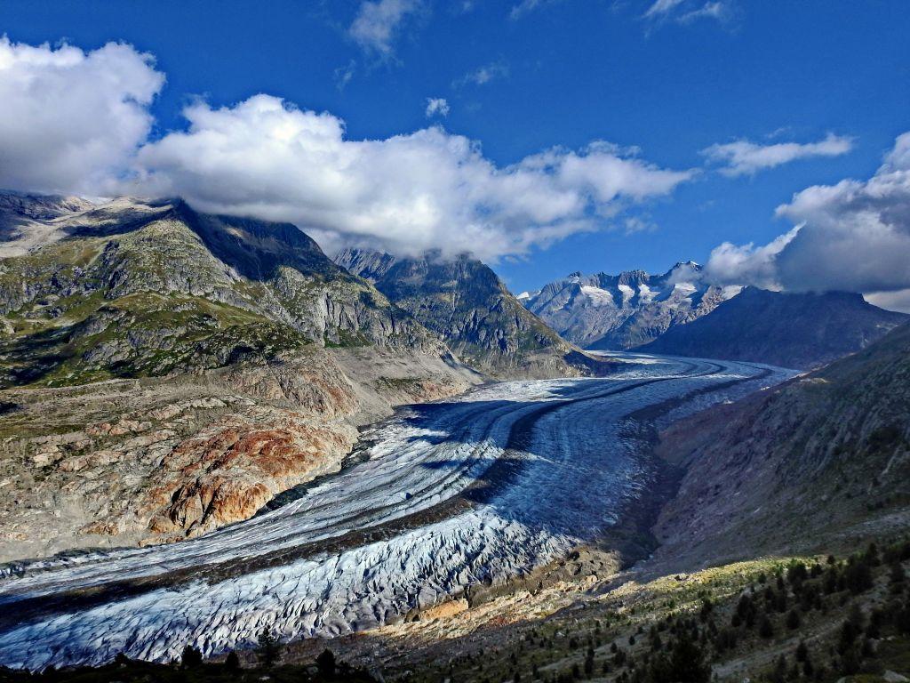 阿萊奇冰川健行記錄寫真_173697