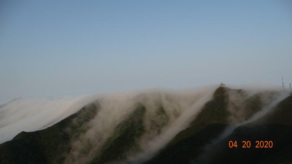 2020第六度小觀音山雲瀑&觀音圈_928202