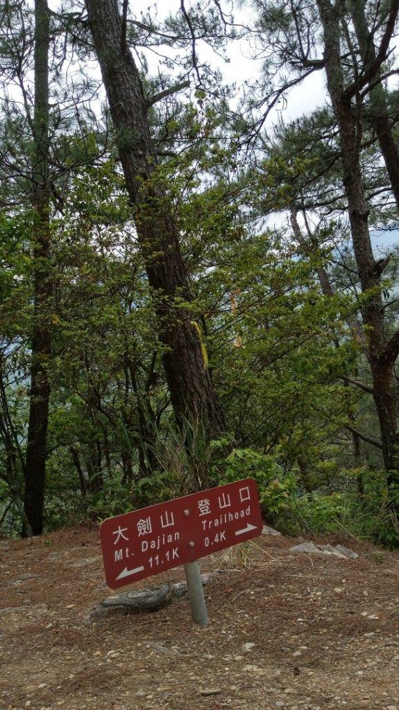 百岳天堂路 天梯散步道_662092