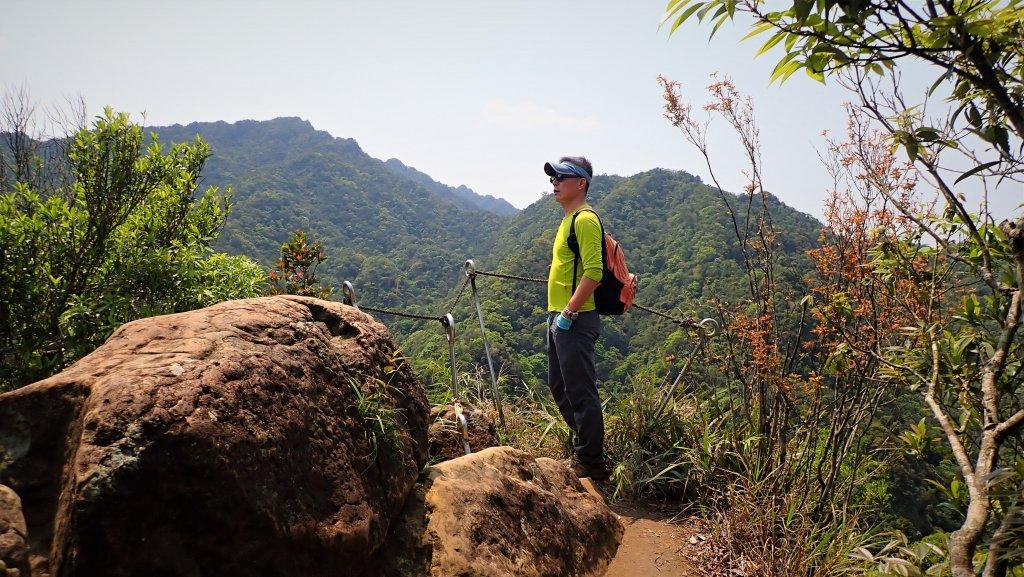 距離不長可以峰來峰去的平溪八連峰8字登山行_1364317