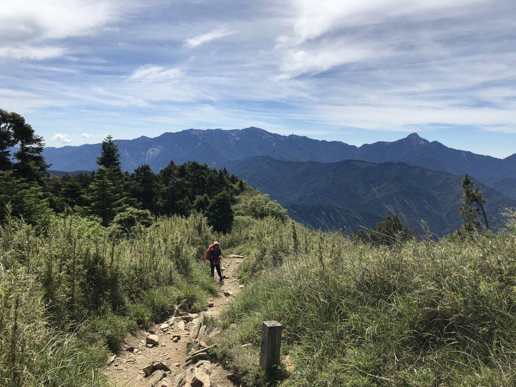 雪山西稜 - 我的第一次長程縱走_1420311