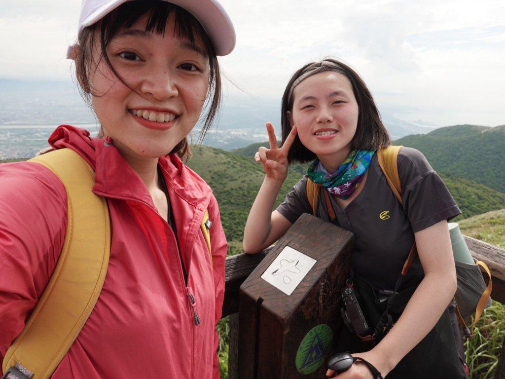 【台北大縱走第二段】大屯西峰、南峰與大屯山的絕美景致_1362809