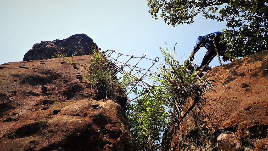 距離不長可以峰來峰去的平溪八連峰8字登山行_1364320