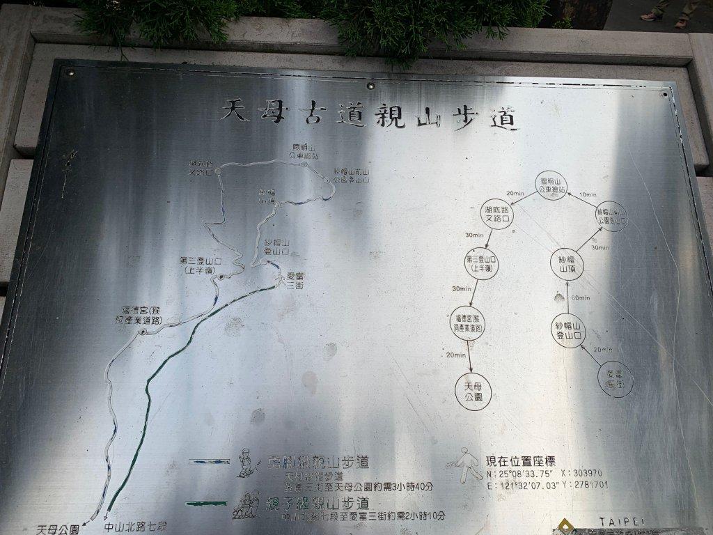 天母古道-翠峰瀑布-紗帽山-橫嶺古道_926491