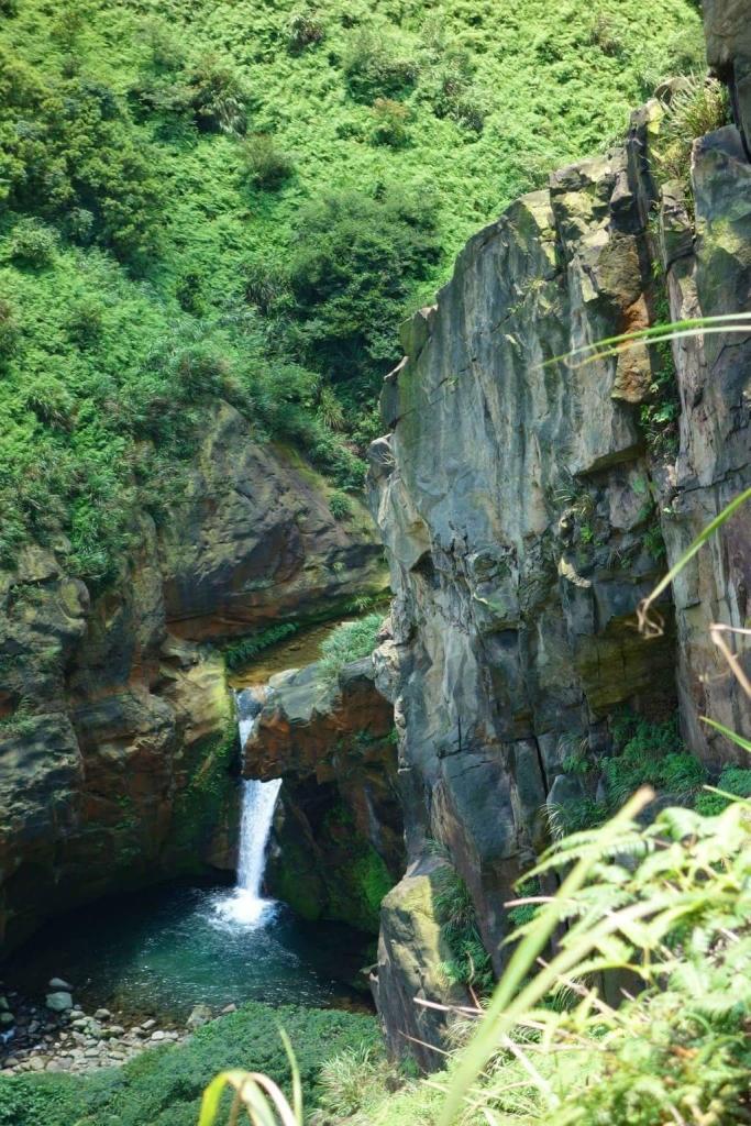 【春夏之際】山林秘境:鉅齒稜大峭壁、瑞芳的錐麓古道、小鬼瀑布_18621