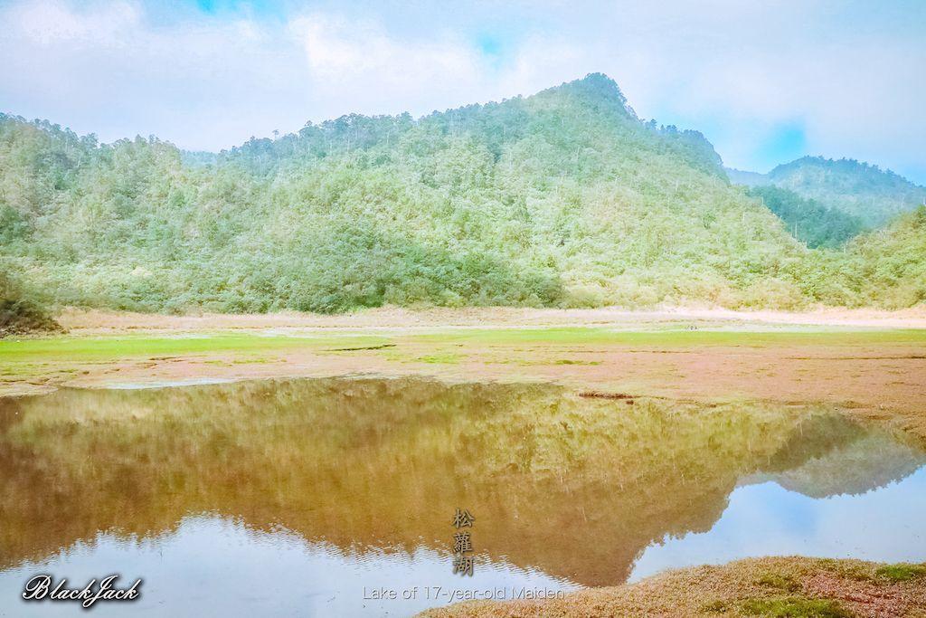 松蘿湖步道_296829
