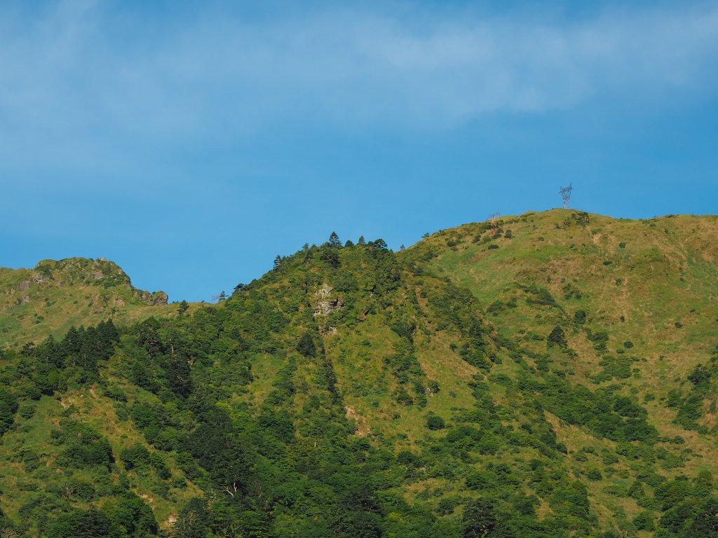 能高越嶺逆走與奇萊南峰_1042762