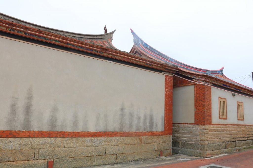 金門金湖~窯燒紅磚牆點亮傳統瓊林老聚落_1001871
