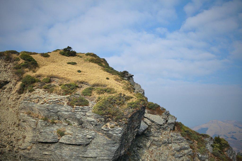 奇萊主北:奇萊北峰、月形池_1322897