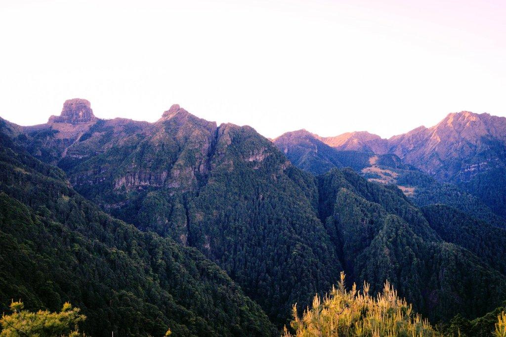 大霸群峰 |百岳之路II_1000981