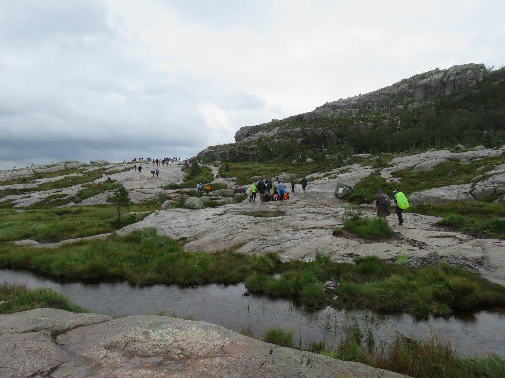 挪威聖壇岩(Preikestolen)_662420