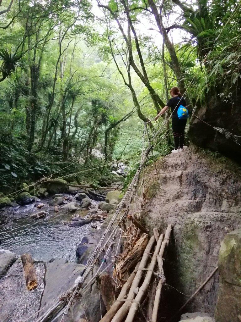 清涼暢意。 雲森瀑布_730893