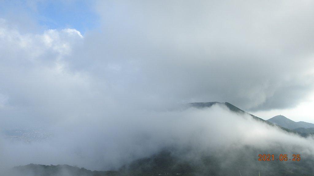 陽明山包場再見雲瀑雲海&觀音圈(匆匆乍現)雖不滿意但可接受_1407825