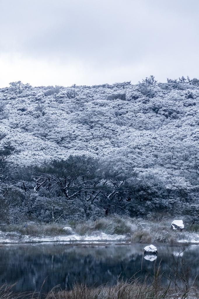 雪中走訪向天池_28988