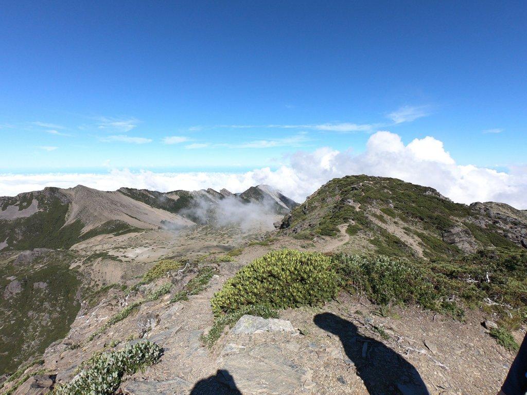 南湖大山巧遇攀岩高手_646021