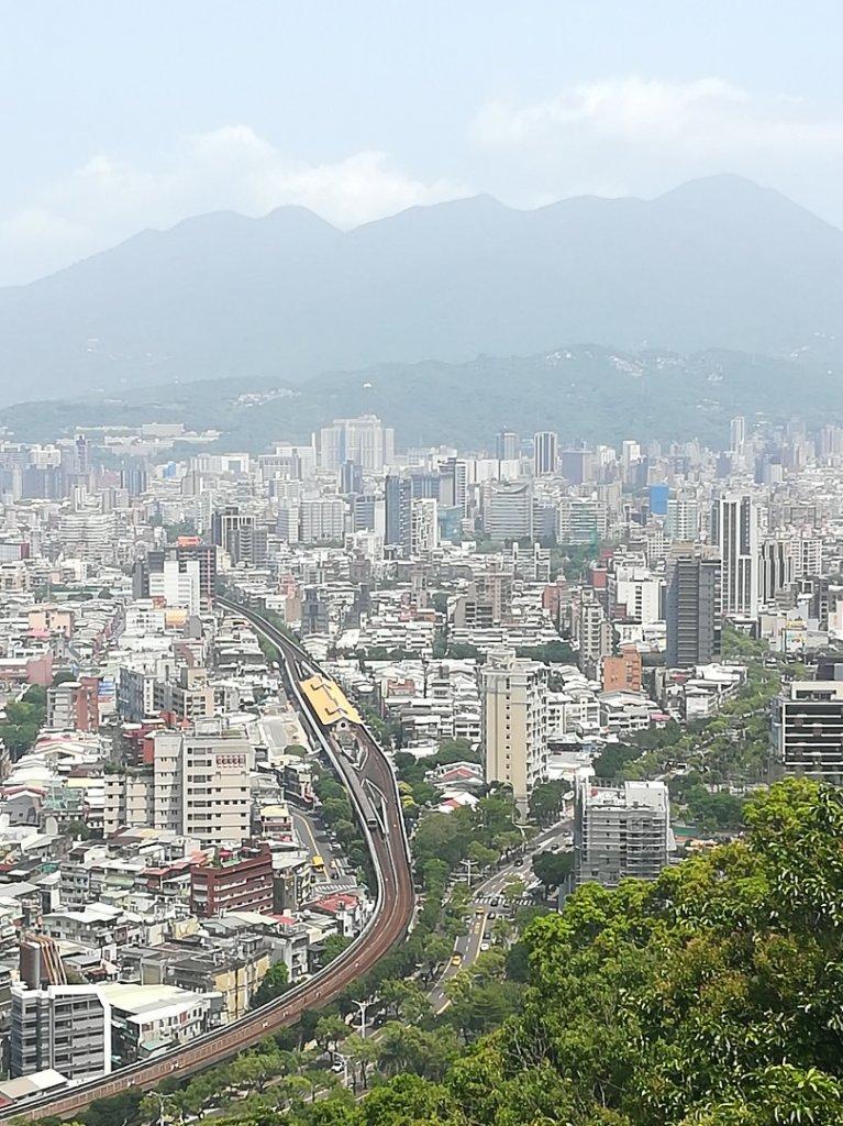 劍潭山小散步·見識沙塵暴下的台北市_1356917