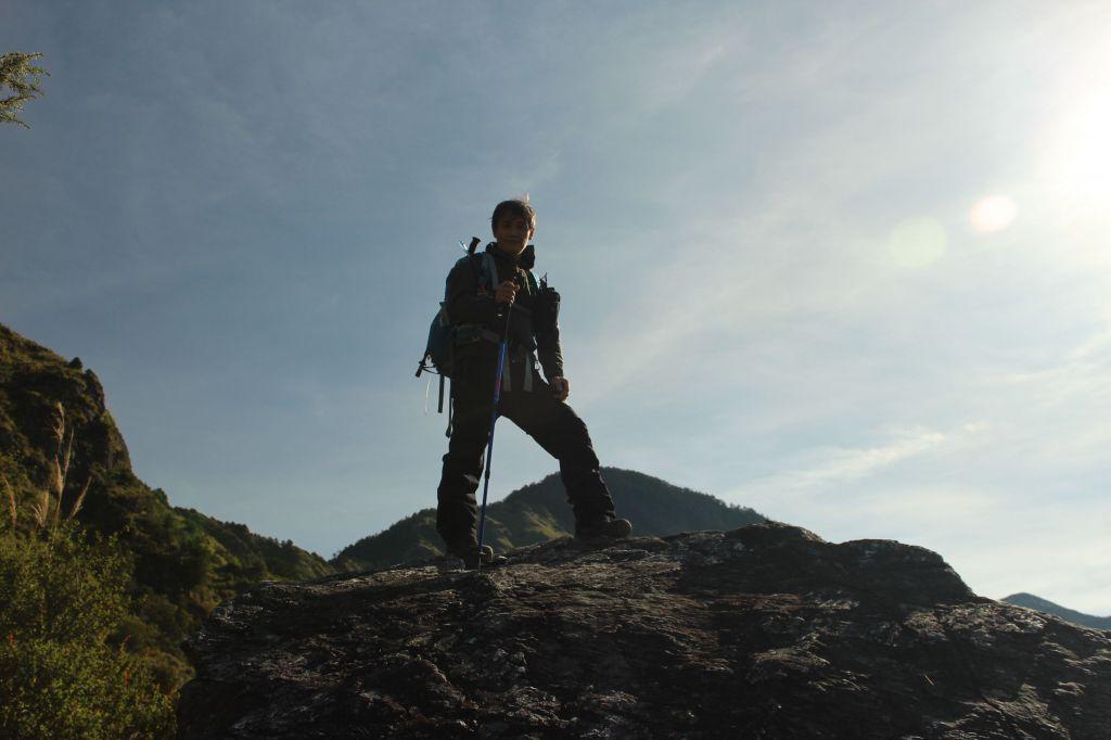 我的第二座百岳玉山前峰_198188
