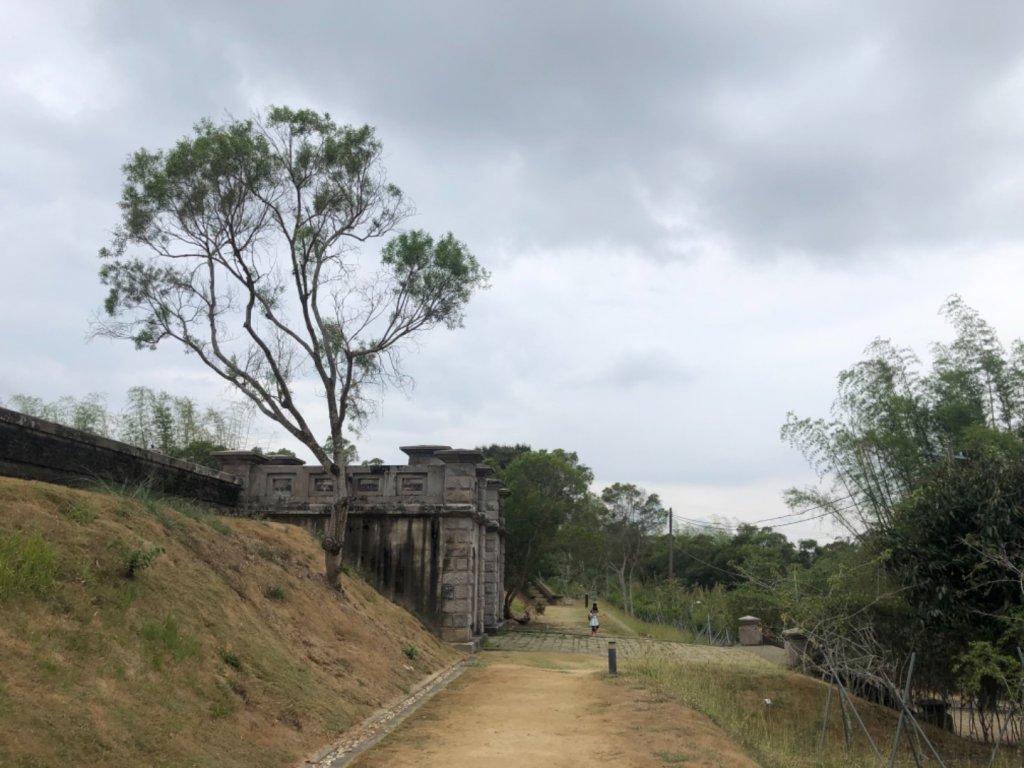 台南市山上區水道博物館淨水池區順登山子頂山三等三角點NO.625_1361762