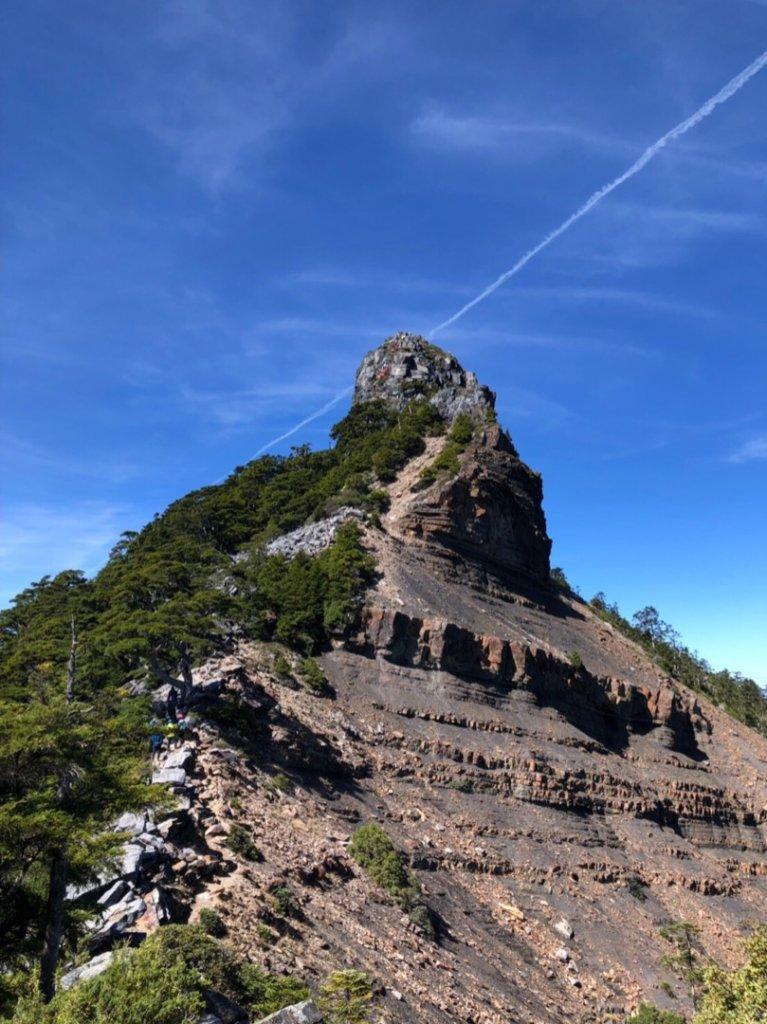 世紀奇峰大霸尖山、小霸尖山、伊澤山、加利_690019