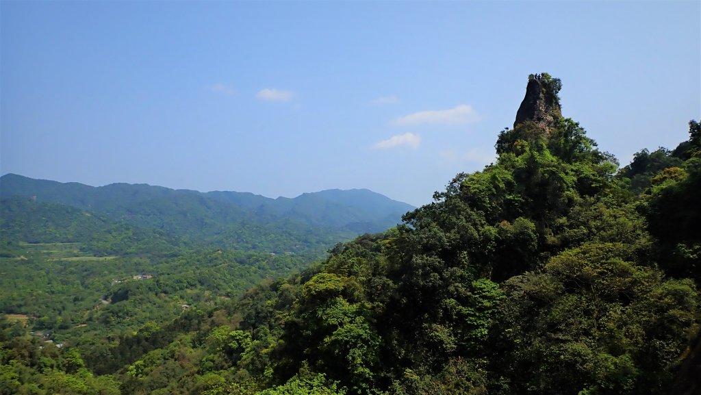 距離不長可以峰來峰去的平溪八連峰8字登山行_1364334