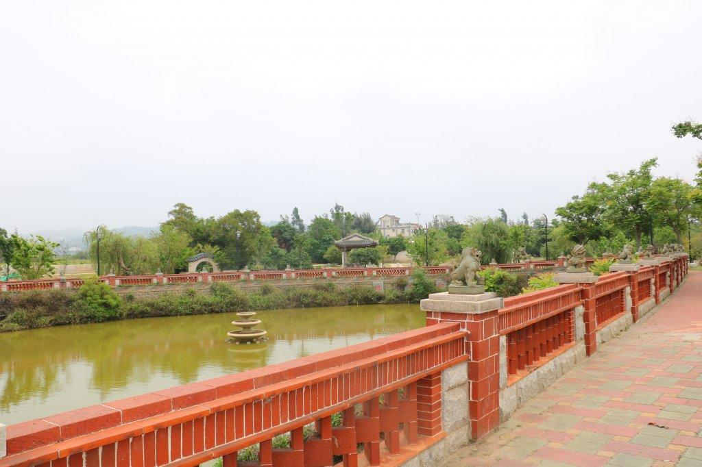 金門金湖~窯燒紅磚牆點亮傳統瓊林老聚落_1001857