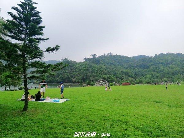 【宜蘭。礁溪】清悠秀麗。蘭陽十二勝~龍潭湖生態園區步道_1363230
