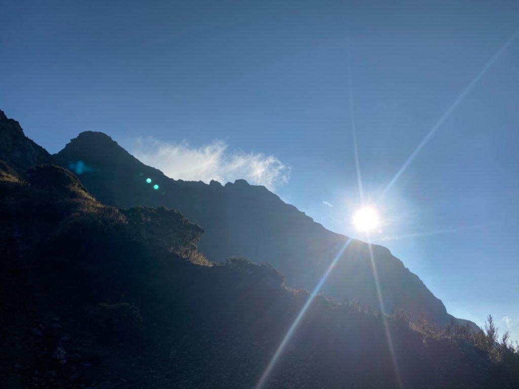 奇萊主山、奇萊北峰_890832