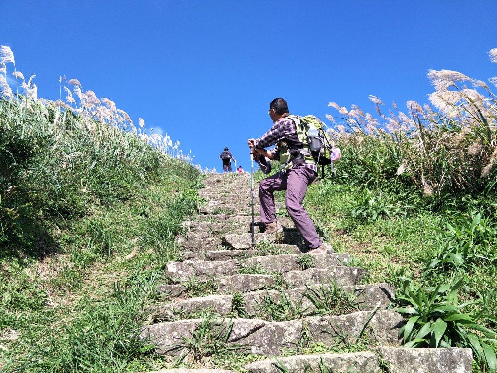 2018 11 30 雷霆峰步道(基隆山東峰、黃金一稜)&基隆山步道_469096