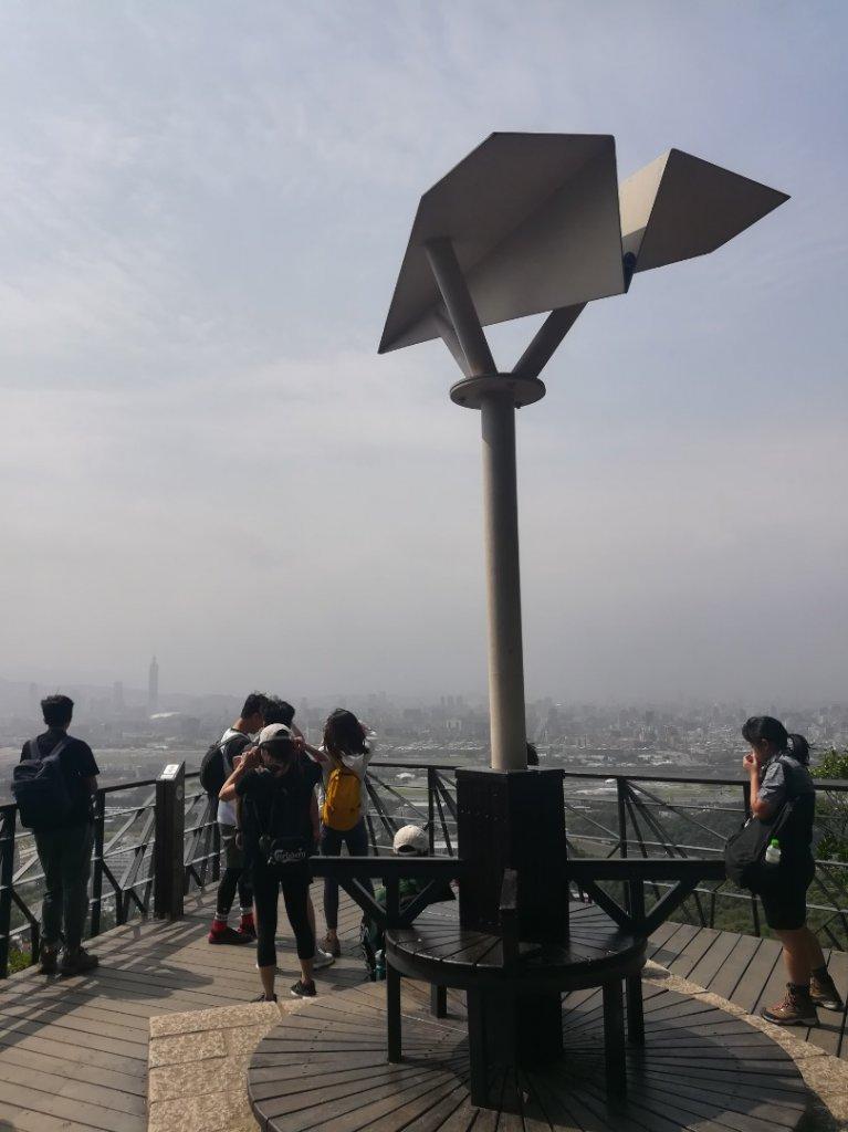 劍潭山小散步·見識沙塵暴下的台北市_1356907
