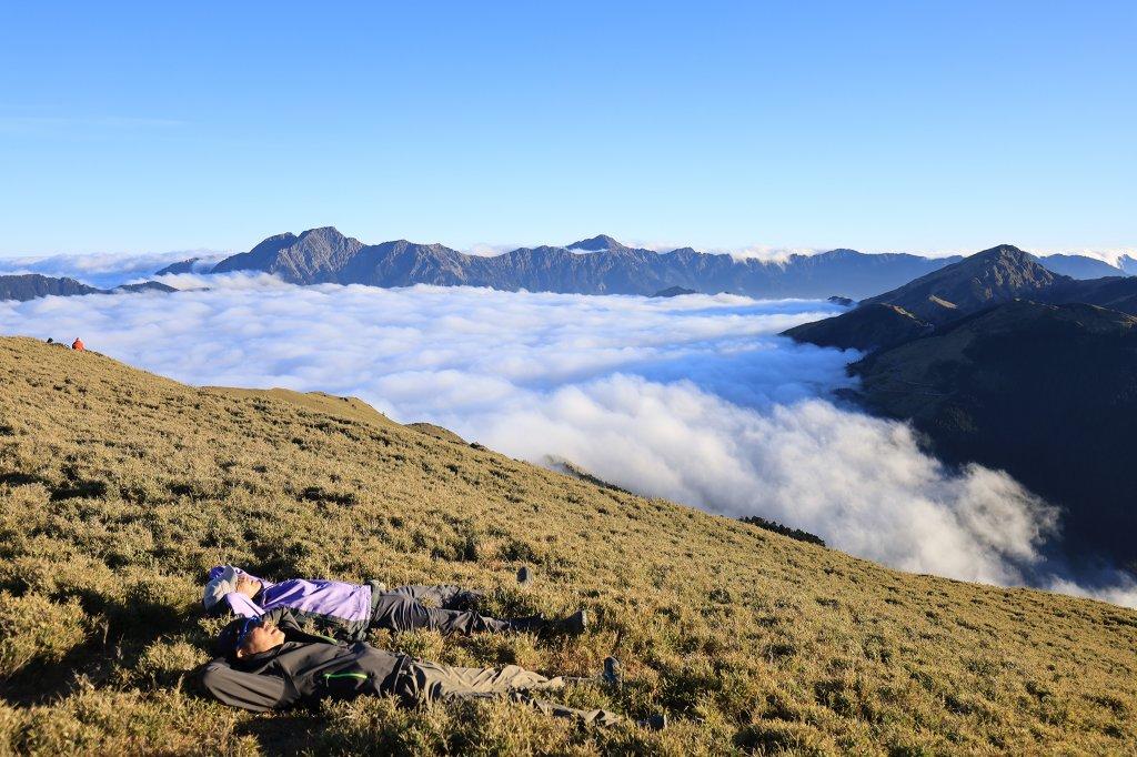 雲瀑、大雲海、暮光橘攝合歡北_761979
