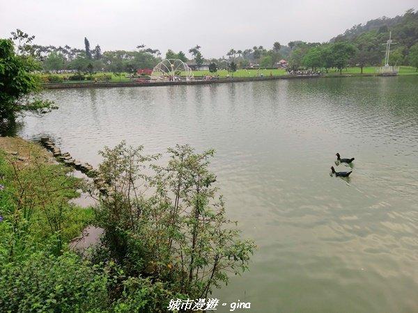 【宜蘭。礁溪】清悠秀麗。蘭陽十二勝~龍潭湖生態園區步道_1363222