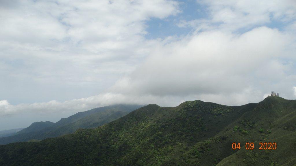 雲層帶東北季風狂吹,再度觀音圈_911471
