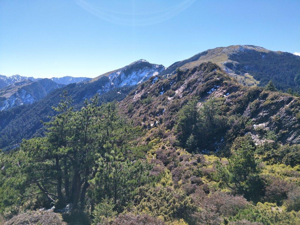 百岳:合歡北峰-雪季後_1243498
