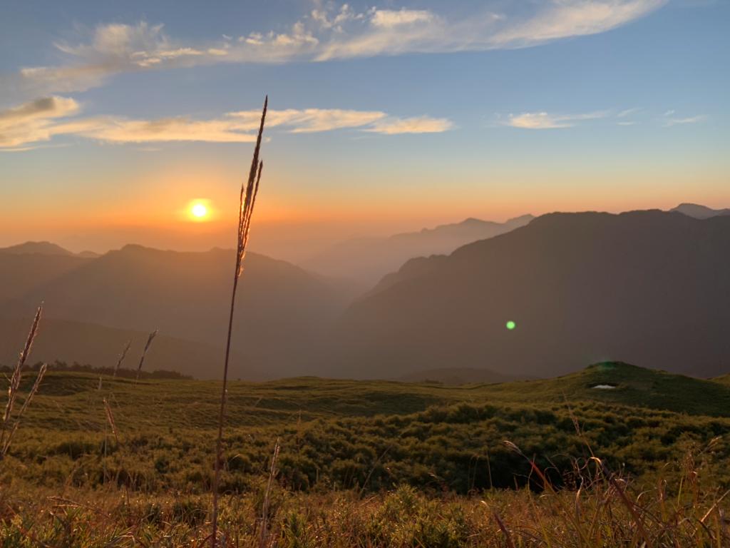 最美百岳日出 合歡北峰照片回顧_1418338