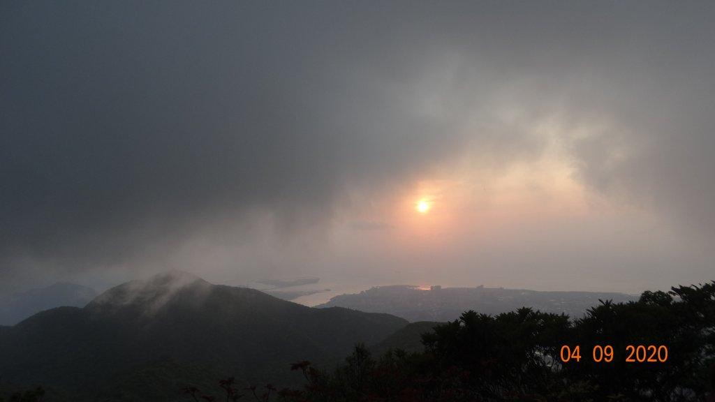 雲層帶東北季風狂吹,再度觀音圈_911512