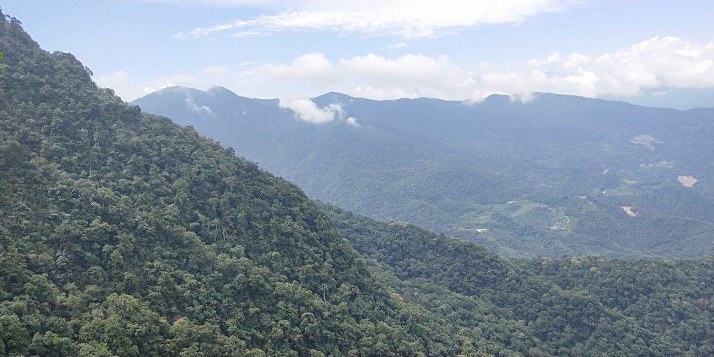 內鳥嘴山,北得拉曼神木群步道,瀑布初體驗_1062612