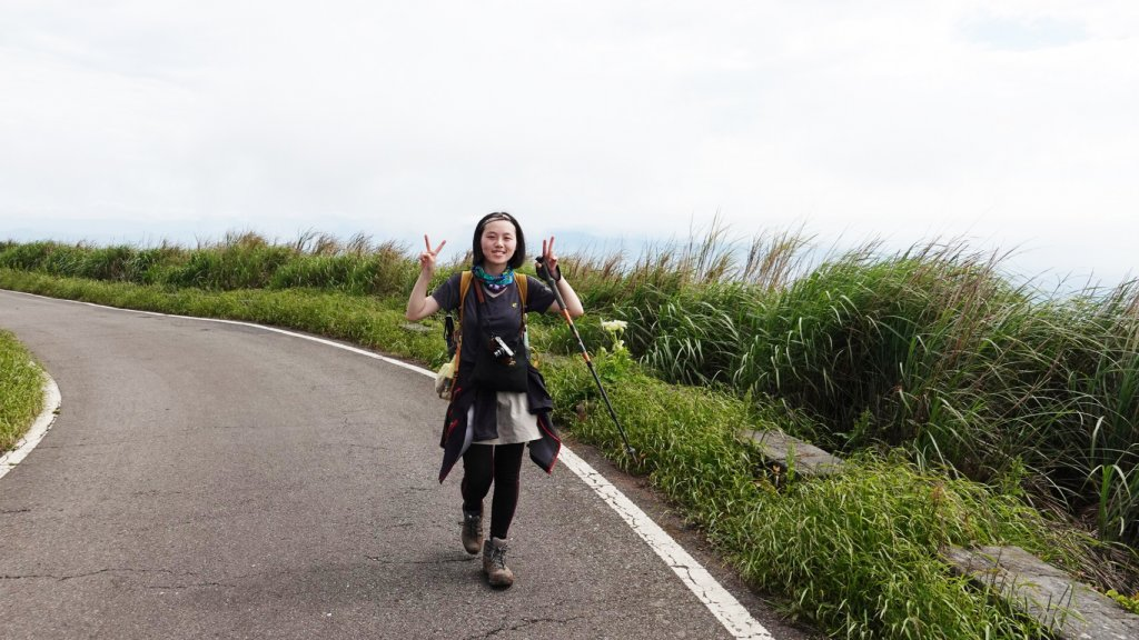 【台北大縱走第二段】大屯西峰、南峰與大屯山的絕美景致_1362810