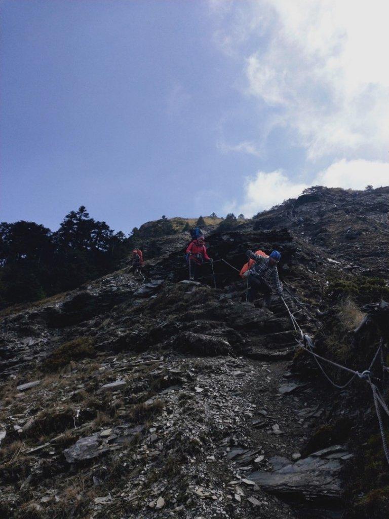 奇萊主山、奇萊北峰_890739