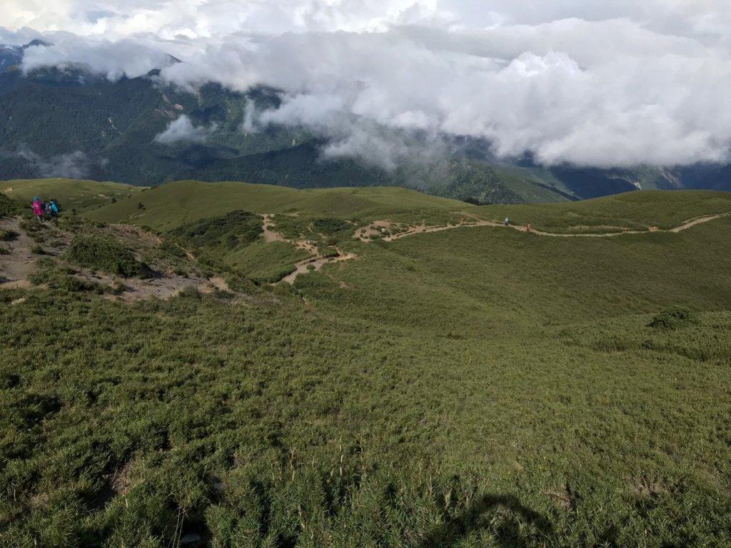 合歡山西峰|第五座百岳_1156385
